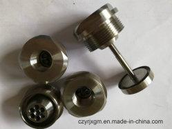 تصنيع قطع غيار آلية معدنية معدنية من الفولاذ المقاوم للصدأ الألومنيوم البلاستيك CNC آلات CNC/آلات تشغيل الماكينات ملحقات السيارات