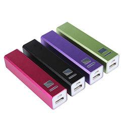 بطارية خارجية محمولة عالية الجودة رخيصة Mini 2600mAh هاتف محمول بنك طاقة المحمول