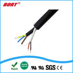 UL, Провод, твердые или на мель, с изоляцией из ПВХ гибкие сетевые шнуры питания Nispt-1