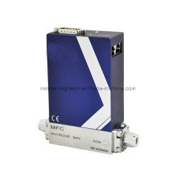 Numérique haute précision du contrôleur de débit massique de gaz et le compteur pour les piles à combustible / l'énergie solaire
