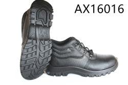Ce EN 20345 S3 со стальным Toe-Cap нормальной дешевые стиле защитные ботинки Ax16016