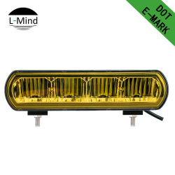 Venda por preço de fábrica 40W Emark LED DOT iluminação automática da Lâmpada de Trabalho