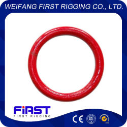 Mangan-Stahl-runder Schweißungs-O-Ring mit Fabrik-Preis