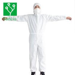صنع في الصين الملابس الواقية من قبل Disposable Closing Clothing Safety Clothing