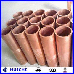 Parede fina de 1 pol C11000 Tubo de cobre para ar condicionado