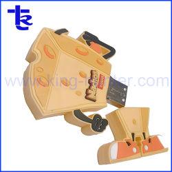 De pvc Aangepaste Bestuurder van het Geheugen van de Flits USB voor Gift Copmany