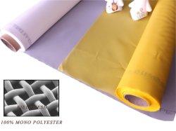 Polyester-Drucken-Bildschirm-Ineinander greifen 100% für Drucken des Gewebe/Glass/PCB/Ceramic