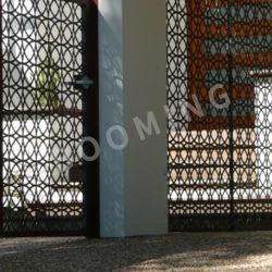 Kundenspezifische Entwurfs-im Freien Innenbildschirm-Panels für die Außenlandschaftsgestaltung