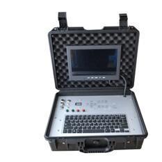 이중 사진기 탐침, 발광 다이오드 표시 10 인치를 가진 Downhole 탐지 텔레비젼, 73mm 카메라 렌즈