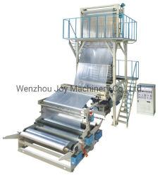 Polietileno de alta velocidad, presión alta y baja de la máquina de soplado de película
