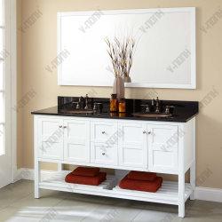 Hot Sale Modern Free Standing White 60inch Badkamer Vanity