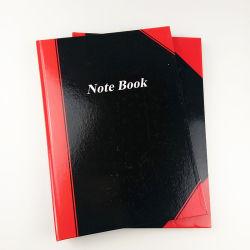 Kundenspezifisches Drucken-Ausgabe-Notizbuch Soem-Firmenzeichen-Großverkauf-Briefpapier