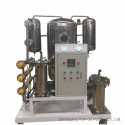 Huile de lubrification d'huile hydraulique de déshydratation de l'huile carburant séparateur d'eau (TYD-50)