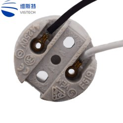 Hauptgebrauch-sicherer Entwurf keramisches E27 Lamholder