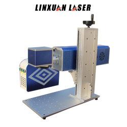 二酸化炭素のジーンズの木製のクラフトの織物レーザーのマーキング機械