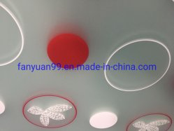 Vidro decorativo/ácido vidro gravado/Processo de melhor preço de vidro