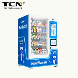 Tcn متجر للخدمة الذاتية على مدار الساعة 3c آلة البيع بالعملة Digital Mobile Power Perfume