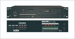 Zona 5 Amplificador mezclador de megafonía con DVD y MP3.
