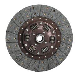 La placa de embrague y el disco de embrague reforzado de disco de embrague de fricción y la placa de presión
