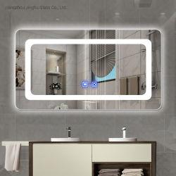 حديثة يضاء يشعل زخرفيّة غرفة حمّام [لد] مرآة مع لمس محسّ [دفوغّر]