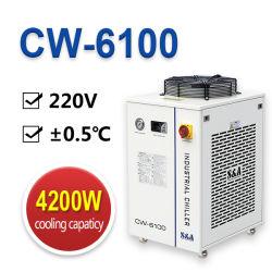 공기에 의하여 물 냉각장치 단위 S&a 냉각되는 상표 Cw 6100