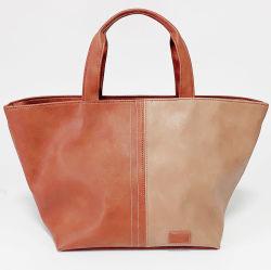 Модным дизайнером провод фиолетового цвета кожи леди стороны сумки сумки