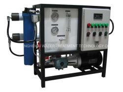 Impianto di per il trattamento dell'acqua salato marino di Desalinator per desalificazione
