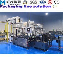 Fabricantes de caixas horizontais para o acondicionamento e embalagem