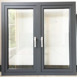 Стандартный размер больницы двери стекла