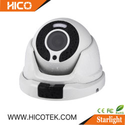 IP67 miniIk10 Poe IP Fisheye Vr van het Toezicht van de Veiligheid van het Huis van kabeltelevisie Analoge Ahd Tvi Draadloze 4G WiFi van de Koepel van IRL van de Oogappel Digitale Video Panoramische Camera