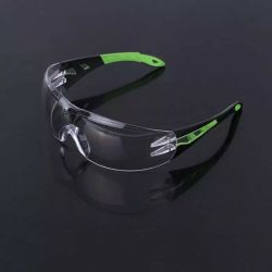 Occhiali di protezione protettivi della Anti-Polvere di vetro degli occhiali di protezione di sicurezza dell'occhio esterno del lavoro