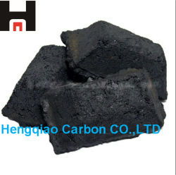 Hengqiao Soderberg 전극 Ferroalloy Ferrochromium ferrosilicon용 Paste Briquettes