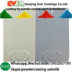 Commerce de gros texture fine/Structure/Ral rides3020/RAL7032/RAL7035/RAL9016 Fabricant de revêtement en poudre
