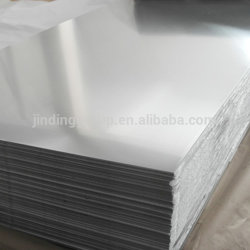 6016 T4p a folha de alumínio liga 6016 T4p para o Capô do carro