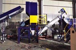 PE ПВХ пластика на машине по утилизации