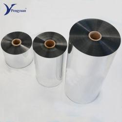 pellicola metallizzata poliestere della pellicola dell'animale domestico 12micron per l'isolamento termico del pavimento