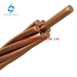 3/2.31мм CCS 40% 30% 21% теплопроводность 6 по стандарту AWG Strand меди клад стальная проволока