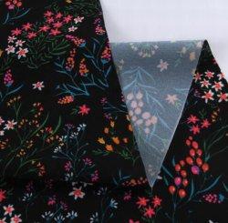 Tecidos de alta qualidade personalizada de têxteis Istambul diferentes tipos de tecido Chiffon Imprime Panos Limpos