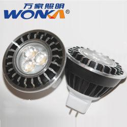 Foco LED de gama alta paisaje exterior Lámpara de iluminación LED MR16