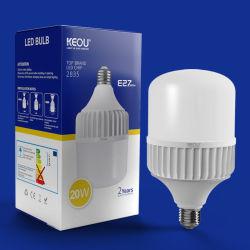 Gratis monster AC85-265V 18W 38W 48W PC Aluminium T Lamp LED Lamp 28W