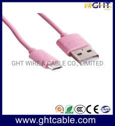 2.0 до USB Micro зарядный кабель USB для синхронизации данных и питания телефонов Android