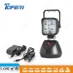 15Вт Светодиодные прожекторы на крыше головки блока аккумуляторов аварийные работы лампы для автомобиля