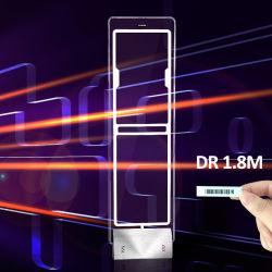 Sistema di allarme antifurto acrilico di nuovo arrivo EAS di Runguard 1.8m