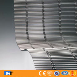 Fil métallique en acier inoxydable Mesh pour convoyeur à courroie