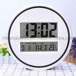Gran digitales relojes de pared decorativos para el hogar Oficina Escolar