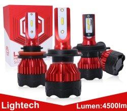 16000LM X3 K5 S1 H7 H1 H3 H4 Projecteur à LED pour éclairage automatique H11 H13 H16 5202 9007 9004 voiture Projecteur à LED