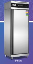 Vertikales einzelnes Tür-Desinfektion-Schrank-Gerät