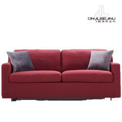 Base a doppio uso semplice del popolare del sofà del panno fuori doppia