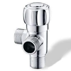 - Luolinは年の浴室3の方法角度弁の角度停止弁、角弁水制御コネクターで新しい節約器水弁のディバイダー、25を締めた