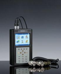 1개와 2중 채널 진동 스펙트럼 해석기 동적인 밸런서 휴대용 소형 진동 미터 경로 계수검사